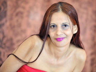 Picture of the sexy profile of SpanishMILF, for a very hot webcam live show !