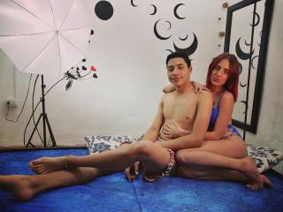 BelaYAnthony: Live Cam Show