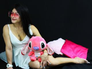 Webcam model CamilaJackson from XLoveCam