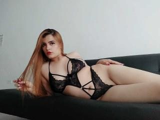 Webcam model ChristineHeel from XLoveCam