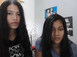 Webcam model DoublePassionGirls from XLoveCam