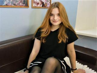 Webcam model GingerFlower from XLoveCam