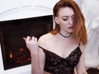 HornyTina sex oil