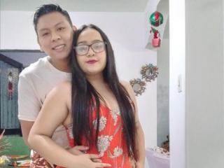 Webcam model LoversLatinHot from XLoveCam