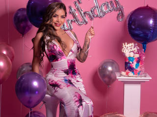 Webcam model MeganErotic from XLoveCam