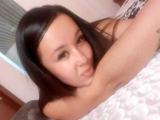 Webcam model MelanieFoox from XLoveCam