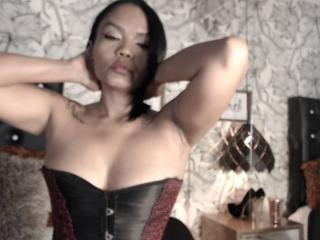 ShalomExoticX striptease cam