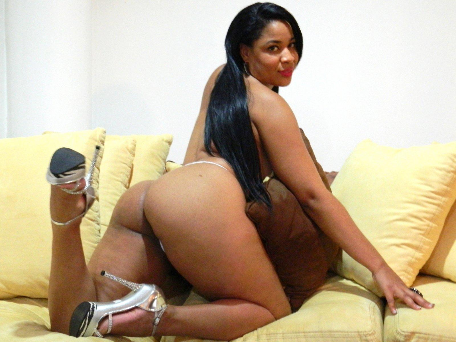 Ebony Panties, Porn Galery