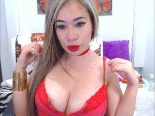 Webcam model CapriceBelle from XLoveCam