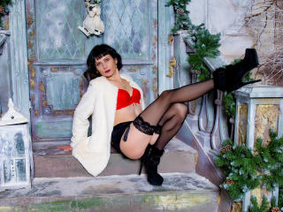 EvelinaX - Show live xXx with a trimmed sexual organ Lady over 35