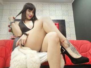 Webcam model GabySantiny from XLoveCam