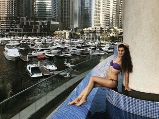 Webcam model EmmaSi from XLoveCam
