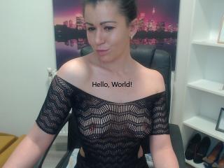 Webcam model ArianaAries from XLoveCam