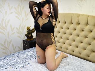 Webcam model NatuDreadRA from XLoveCam